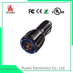 Мобильный телефон бесплатно установить Комплект автомобильного зарядного устройства с помощью кабеля USB