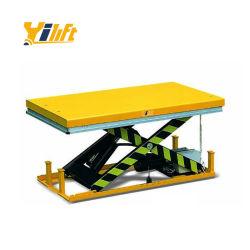 Venda de bens móveis e fixos tipo tesoura plataforma elevatória