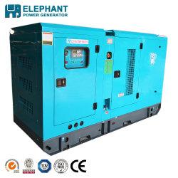 Низкий уровень шума Sdec 64квт 80КВТ AC три фазы питания дизельных генераторных установках
