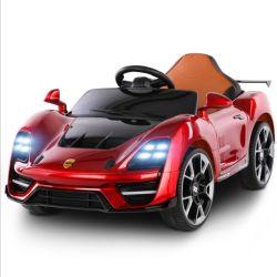 De in het groot Elektrische Rit van de Kinderen van de Auto van Jonge geitjes op het In werking gestelde Voertuig van de Afstandsbediening van de Auto van het Stuk speelgoed 2.4G Batterij voor de Aandrijving van Jonge geitjes