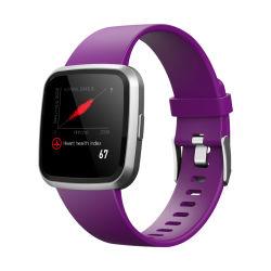 デジタルBluetooth超長いスタンバイの防水心拍数のスマートなブレスレットのリスト・ストラップの腕時計か健全な生活様式の腕時計