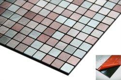 Mosaico autoadhesivas para decoración de paredes y suelos