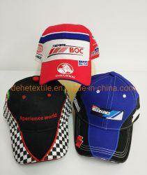 屋外の綿のCamoの卸し売り野球のカーレースの帽子(DH-LH744)