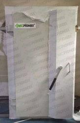 保護された機構のための手操作を用いるEmcpioneer RF保護のドア