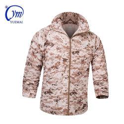 Ejército de táctica militar ligero transpirable Thin anorak campera abrigo para protegerse del sol