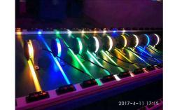 الإضاءة الخاصة المنتج مصباح LED لعلبة الألومنيوم بإضاءة LED عالية IP65 بزاوية 360 درجة، مصباح نافذة LED أحادي اللون