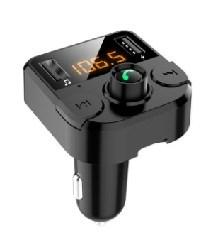 Bt36b cómodo diseño nuevo de 2019 mejor venta de coche Bluetooth Reproductor de MP3 Cargador rápido de coche