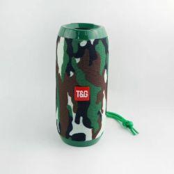 貿易保証補助TF USBプレーヤーの健全なボックス無線スピーカーの極度の品質Tg117 Btの防水携帯用屋外のスピーカー