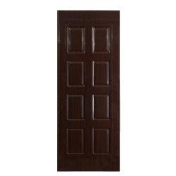 Hotel de design simples porta do painel de segurança em aço