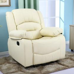 La salle de séjour Meubles design moderne canapé en cuir de PU Fauteuil inclinable