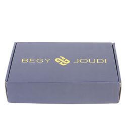 Papier d'emballage biodégradable Cold Storage boîte cadeau pour les vêtements les vêtements