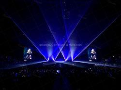 연주회를 위한 방수 강한 힘 30W RGB 레이저 광 영사기