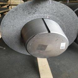 Eléctrodo de grafite UHP fundido 600/Fusão Cadinho de fundição do forno de grafite