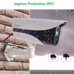 Produit Dahua nouvelle mode HD Mini caméra IP CCTV