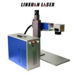 Laser-Markierungs-Maschine für Firmenzeichen-Handy-Fall-die bewegliche Batterie-Telefon-Zubehör-Markierung