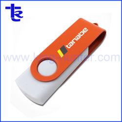昇進のPantoneの旋回装置USBのフラッシュ駆動機構の多彩なバルク親指駆動機構