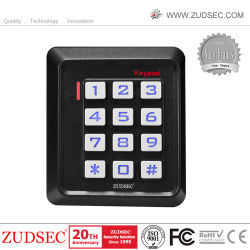 Tastiera autonoma del citofono del cancello del portello di entrata dell'appartamento del pulsante di accesso del portello delle tastiere di controllo di accesso