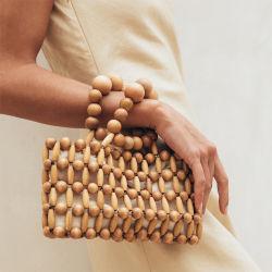 Tout nouveau sac à main faits de bois