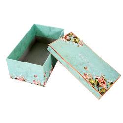 Banheira vendia ouro Carimbar embalagens de papel cosméticos rígida caixa de oferta