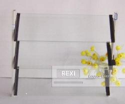 4мм, 5 мм, 6 мм ясно бронзовый /тонированный/Nashiji/Mistlite стекла с заводская цена вентиляционных жалюзи