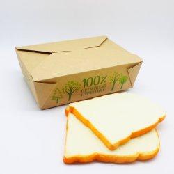 حاوية غذائية وصناديق غداء من صنع جيش التحرير الشعبي مع طباعة مخصصة وشعار