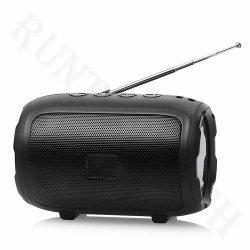 CH07 OEM personnalisés Bass haut-parleur Bluetooth avec lumière LED colorées