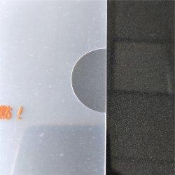 Zollamt-Zubehör-Drucken-Plastikdatei-Faltblatt (Belüftung-Beutel)
