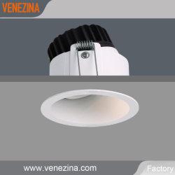 Spot da incasso LED COB IP65 da 10 W con telaio profondo