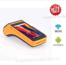 De androïde 4G GSM van GPRS wi-van het FI dubbel--Scherm Thermische Printer van de Scanner van de nfc- Streepjescode Slimme POS EindP20L