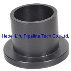 高品質のプラスチックHDPEの管のフランジの給水SDR13.6 SDR17のための適切なPEの管のバット融合の付属品
