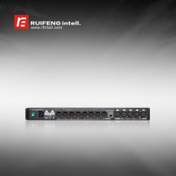 Processadores de Áudio Digital profissional 4 em 8 unidade poderosa função DSP 100 Presets com Tp-428190812