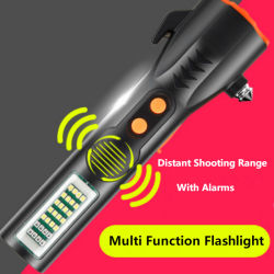 Mini oplaadbare en multifunctionele Solar LED-zaklamp met USB-oplader