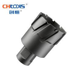 50mm/profondeur de coupe de 100mm TCT foret magnétique