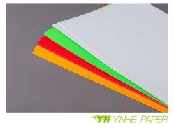 Farbiges selbstklebendes Leuchtstoffpapier für Verpackung und Drucken