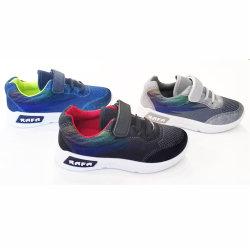 Nuevo diseño transpirable de los niños el deporte de inyección de zapatillas deportivas zapatos (HH19912-11)