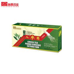 Panax Geneeskunde van de Gezondheid van de Hersenen van de Thee van Extractum van Ginsengen de Groene