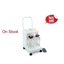 طبّيّ مصّ آلة [بورتبل] [7-23د] كهربائيّة مصّ جهاز وحدة