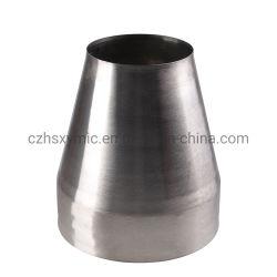 CNC de Spinnende Delen van het Metaal van de Kegel van de Diepe Tekening van de Spinmachine