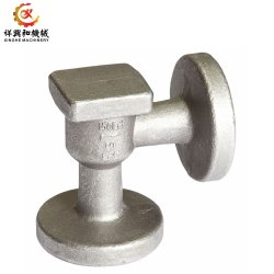 acier au carbone OEM/laiton/forgeage de pièces de chemins de fer aluminium acier allié en acier forgé