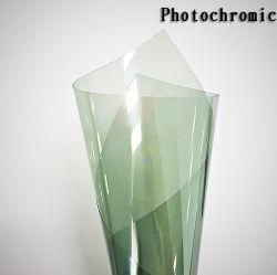 Isolamento térmico de alta tipo fotocrómico Película de vidro laminado