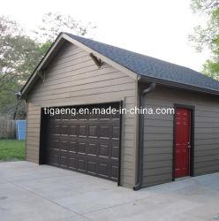 Tiga marque acier de construction préfabriqués encadrée structurelle Bureau domiciliaires en acier