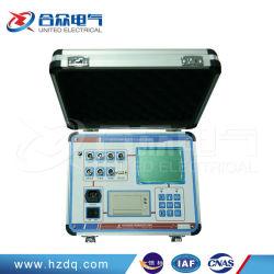 Disjoncteur disjoncteur HT de l'analyseur Instrument d'analyse mécanique dynamique