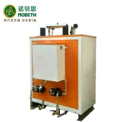Het Verwarmen van het Aardgas van de olie de Concrete Generator van de Stoom van de Winter Elektrische
