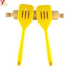 Colorido Juego de utensilios de cocina ecológica de la cocción de la cocina de SILICONA silicona conjunto de herramientas de la pala de cocina utensilios en surtido de Color (XY-S-2)