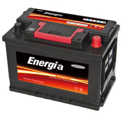 prix d'usine 12V rechargeable au plomb-acide de batterie automatique MF 66Ah