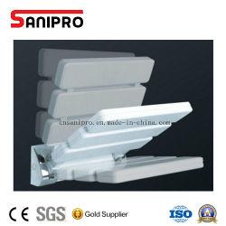 Saniproの折る壁の台紙のABSプラスチックシャワーのシート