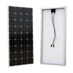 220W 230W 18V Module photovoltaïque monocristallin Solaire Panneau Solaire système de l'électricité d'alimentation CC