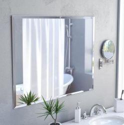 مصنع جينجو الصينى الحمام العطر ذو المياه العادية الجدار الديكور 3 - 6 مم المشطوب المرآة
