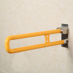 목욕탕 횡령 바 스테인리스 304가 신체 장애자에 의하여 샤워한다