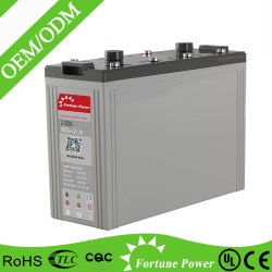 2 Volt-tiefe Schleife-Solarbackupbatterien 1500ah